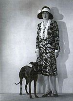 Caresse Crosby and her whippet.jpg