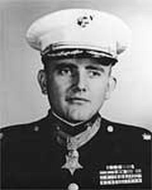 Carl L. Sitter - Image: Carl Sitter USMC