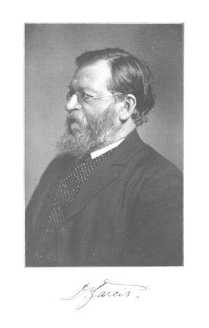 Karl von Gareis - Karl von Gareis