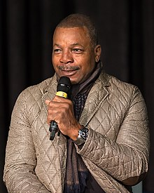 Description de l'image Carl Weathers Calgary 2015.jpg.