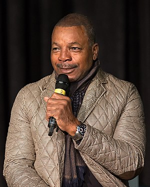 Carl Weathers - Carl Weathers at the Calgary Expo 2015