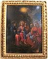 Carlo dolci, discesa dello spirito santo tra cristo, la vergine, gli apostoli e san g.battista, 1666.JPG