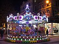 Carousel on Queen Street - geograph.org.uk - 1584433.jpg