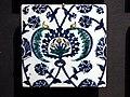 Carreau de céramique ottoman - Louvre - 07.jpg
