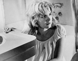 Jack Garfein - Carroll Baker in Garfein's Something Wild (1961)