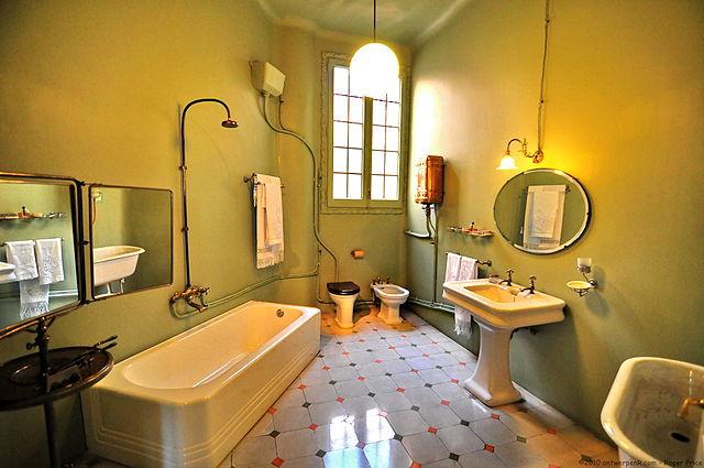 carrelage salle de bain deco