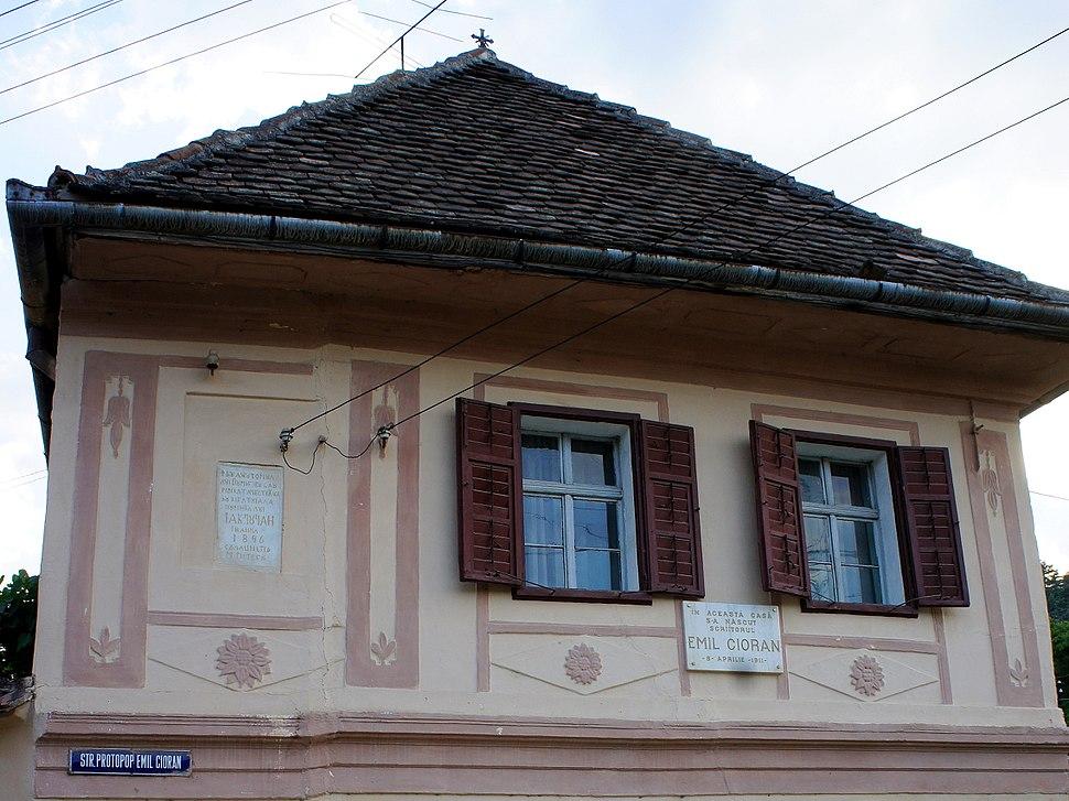Casa Cioran Răşinari06