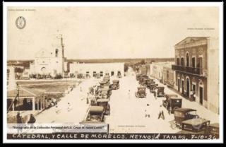McAllen–Hidalgo–Reynosa International Bridge Road bridge crossing the Rio Grande between northeastern Mexico and Texas