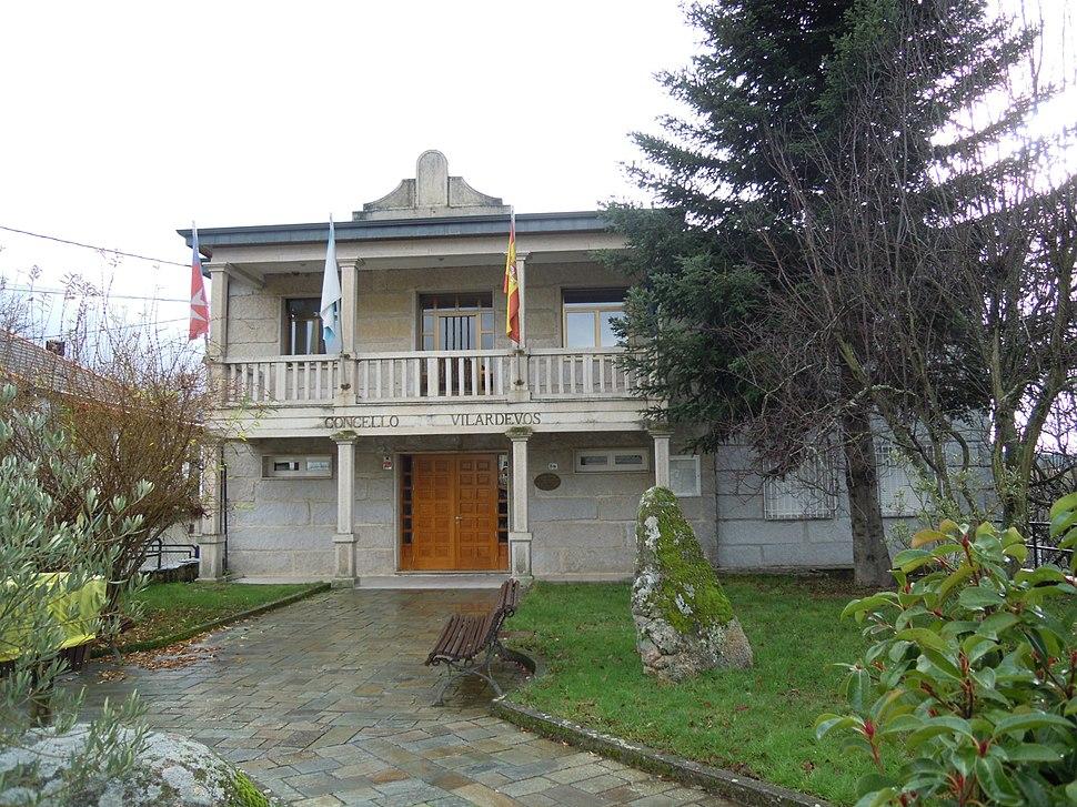 Casa consistorial de Vilardevós