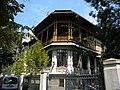 Casa pe Str Polona nr. 4, Bucuresti sect. 1 (detaliu).JPG
