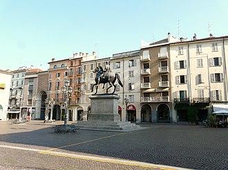 Casale Monferrato - Piazza Mazzini