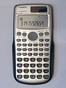 Casio fx-3650P - Wikipedia