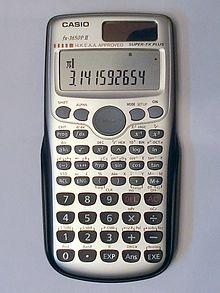 卡西欧fx-3650P II
