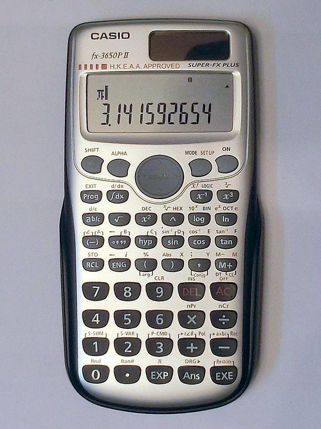 Casio Fx 3650p Wikiwand