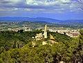 Castell de Subirats i església de Sant Pere del Castell (Subirats) - 11.jpg