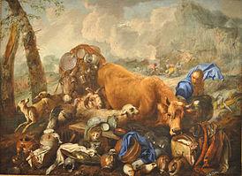 Castiglioni, Noah%27s Sacrifice After the Deluge