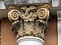 Castillo de Piria. Detalle de columna..JPG