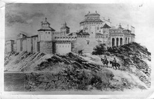 Castle Alcázar of Segorbe - Image: Castle Alcázar de Segorbe