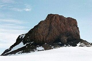 Castle Rock (Antarctica) rock crag in Antarctica