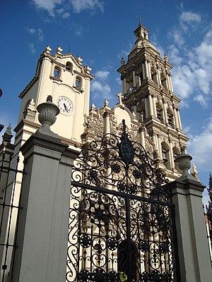 Catedral Metropolitana, Monterrey, Nuevo León.