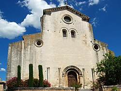 Saint paul trois ch teaux cathedral wikipedia - Office tourisme saint paul trois chateaux ...
