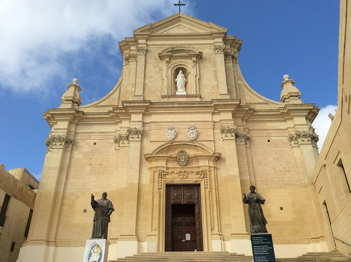 Cathedral of the Assumption, Gozo - Wikipedia