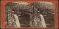Cauterskill Falls, from above the Steps, by J. Loeffler.png