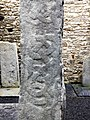 Celtic Cross-shaft at Kilfenora Cathedral.jpg