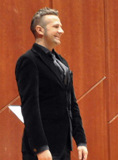 Max Emanuel Cenčić Croatian singer