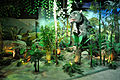 Cenozoic Period - Dark Ride - Science Exploration Hall - Science City - Kolkata 2016-02-22 0393.JPG