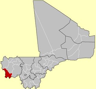 Kéniéba Cercle Cercle in Kayes Region, Mali