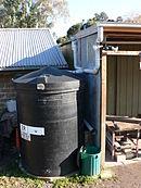 Ceres rainwater tank 1 Pengo