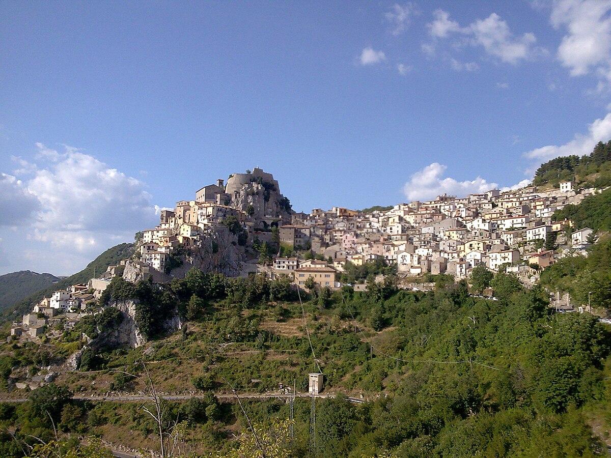 Cervara di Roma - Wikipedia
