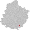 Château-du-Loir localisation.png