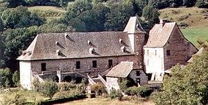 Château de Cropières - Image: Château de Cropières, Raulhac
