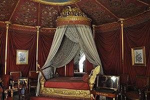 Hauts-de-Seine - Image: Château de Malmaison Appartement de Joséphine 001