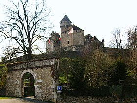 Image illustrative de l'article Château de Montrottier