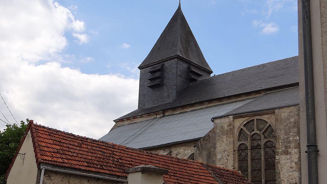 Châtillon-sur Marne, L'église