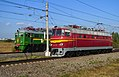 ChS4-226 and VL23-419 - EXPO-1520 train parade 2017.jpg