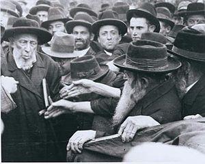 Spinka (Hasidic dynasty) - Isaac Weiss