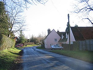 Chalk End - Chalk End in January 2006