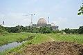 Chandrodaya Mandir Under Construction - Temple Of Vedic Planetarium - ISKCON Campus - Mayapur - Nadia 2017-08-15 1907.JPG