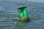 Channel marker near Point Lookout 01 (9338777213).jpg