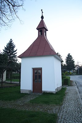 Chapel in Mysletice, Jihlava District.jpg