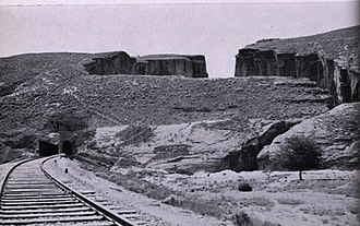 1935 Quetta earthquake - The Chappar Rift in Balochistan, a landmark railway site, was affected by the 1935 earthquake, when the mountains opened up in parts. The gorges and rifts owe much to this earthquake for their appearance.