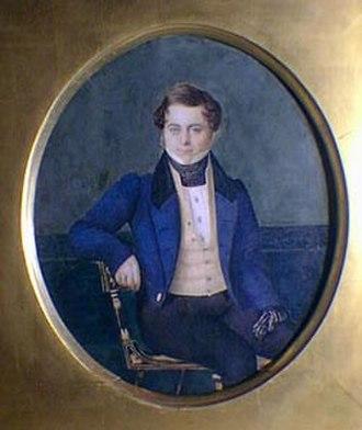Charles Pellegrini - Image: Charles Henri Pellegrini Don Manuel Bernardino