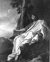John at Patmos