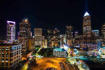 List of tallest buildings in charlotte north carolina for Psychologie nc 2016