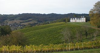 Aubertin - The Chateau and the countryside