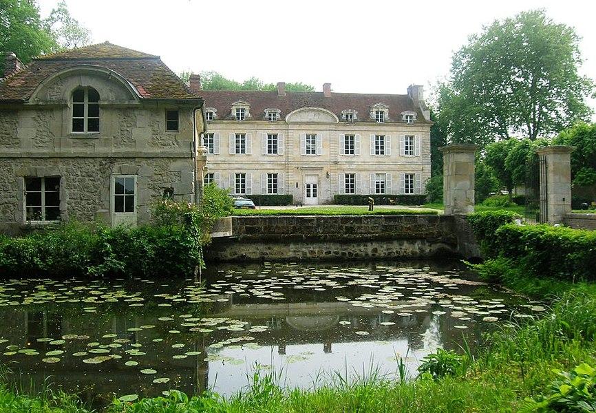 France commune de coye la for t - Meteo coye la foret ...